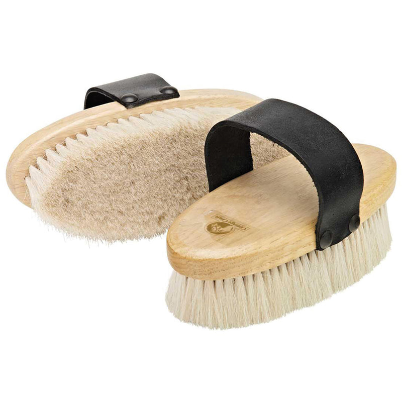 Cottage Craft Body Brush Goat Hair