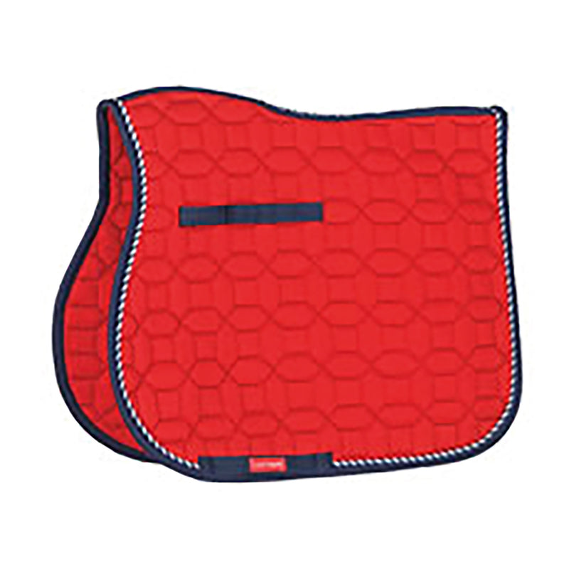 Cottage Craft Saddlecloth Electra Red