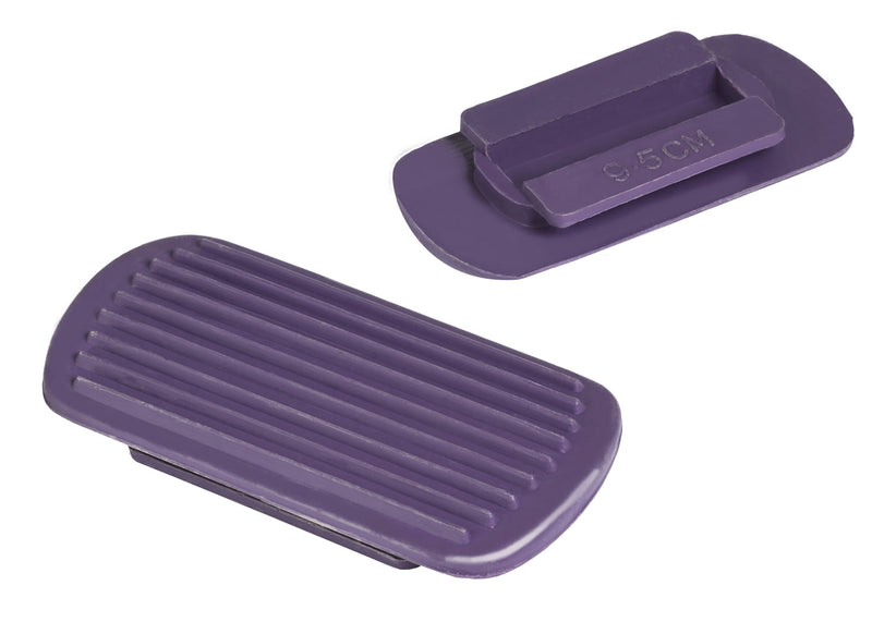 Cottage Craft Stirrup Treads Psob Purple