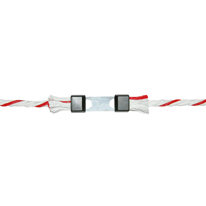Rope Connector Litzclip Galvanised