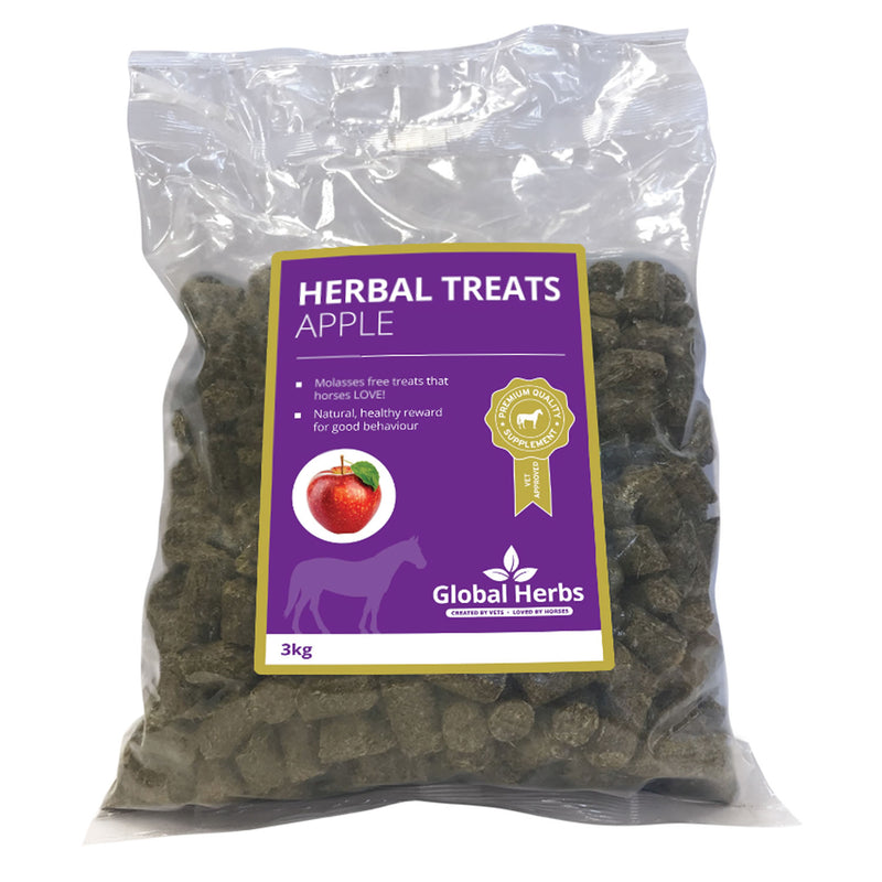 Global Herbs Herbal Treats Apple