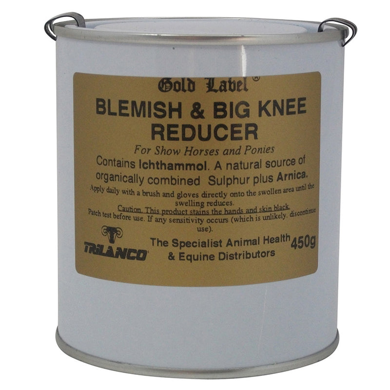 Gold Label Blemish & Big Knee Reducer