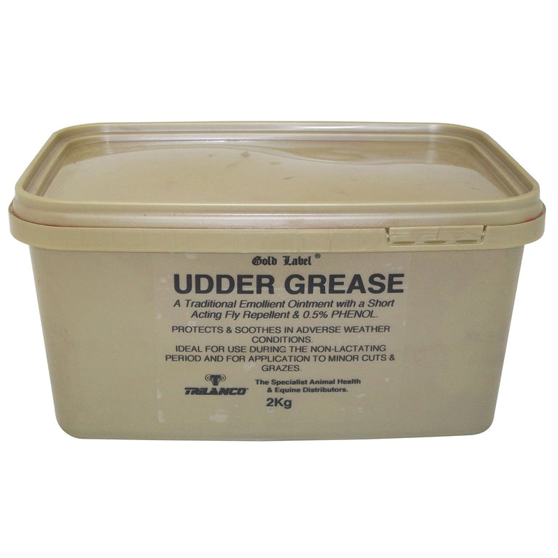 Gold Label Udder Grease