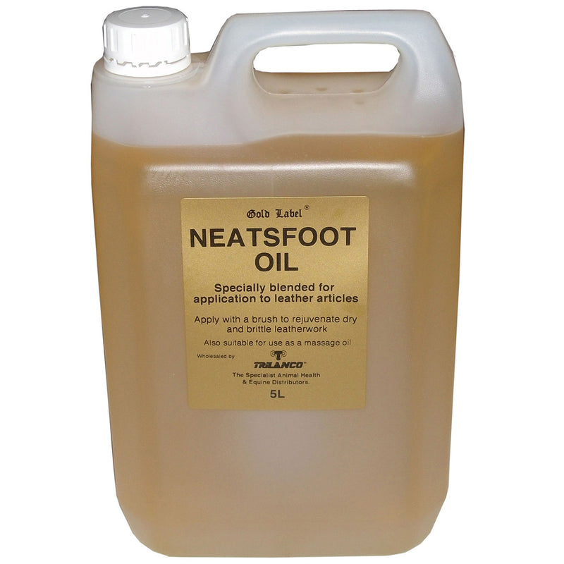 Gold Label Neatsfoot Oil