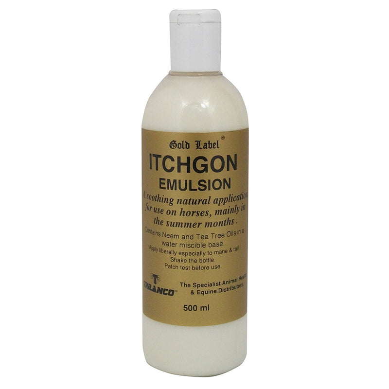 Gold Label Itchgon Emulsion