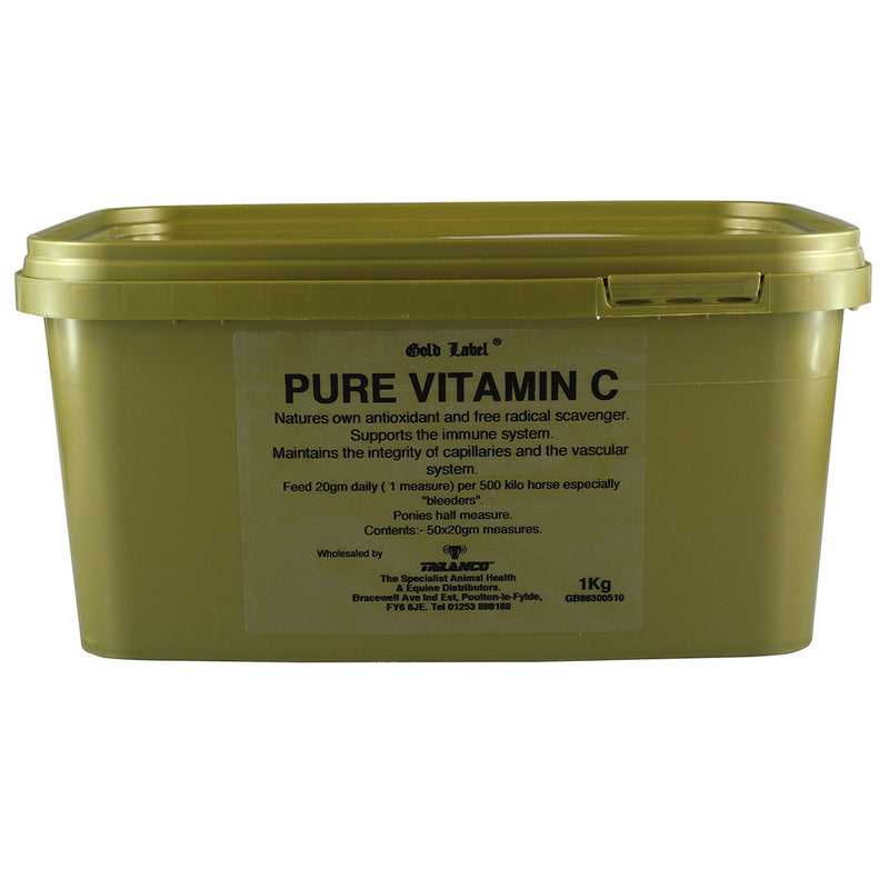 Gold Label Pure Vitamin C