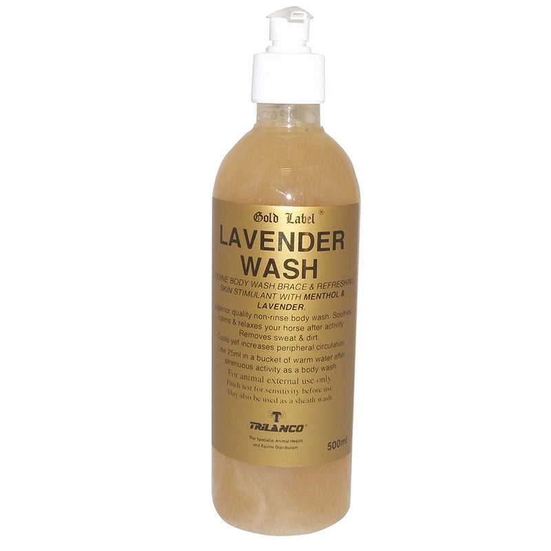 Gold Label Lavender Wash