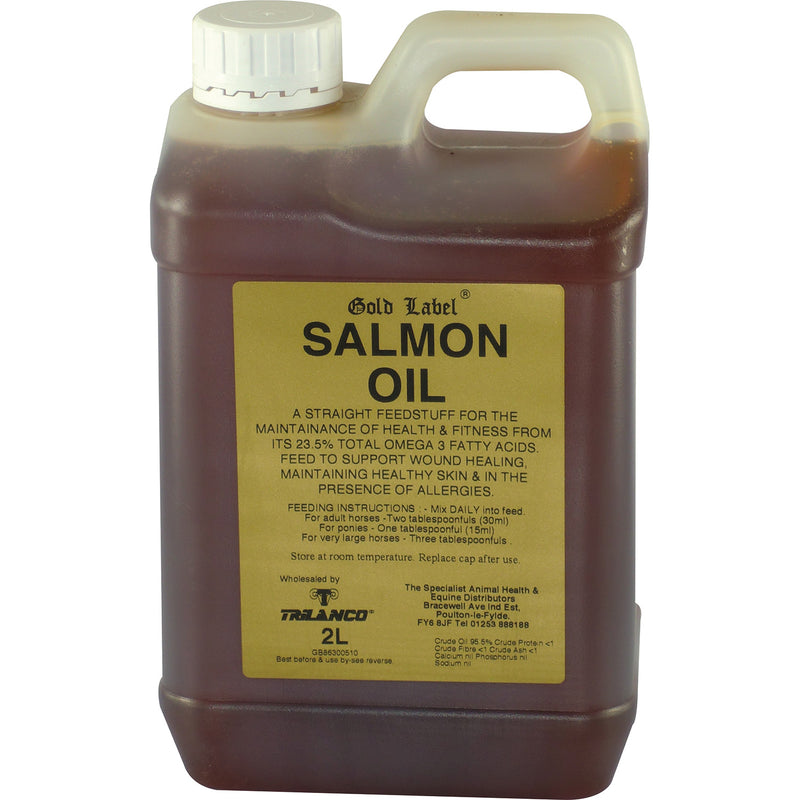 Gold Label Salmon Oil