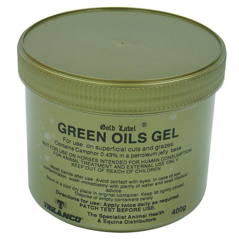 Gold Label Green Oils Gel