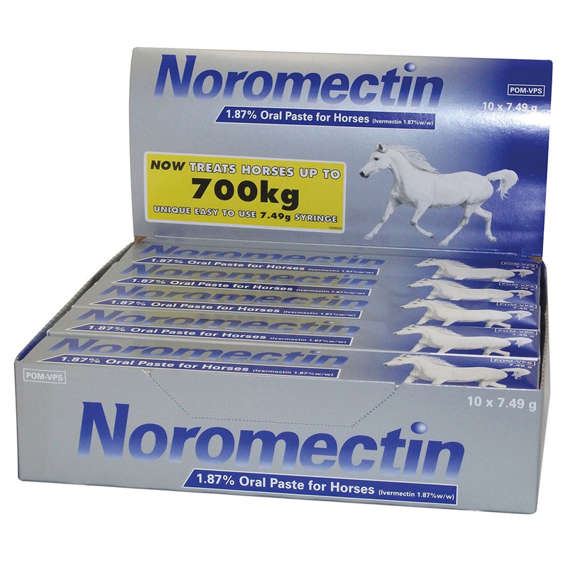 Noromectin Oral Paste For Horses