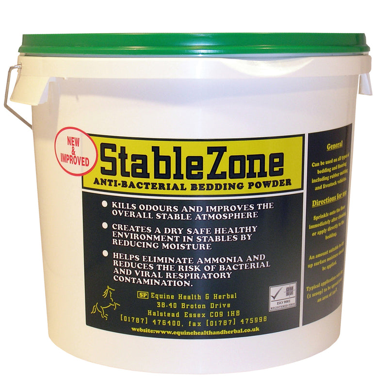 Stablezone Anti-bacterial Bedding Powder