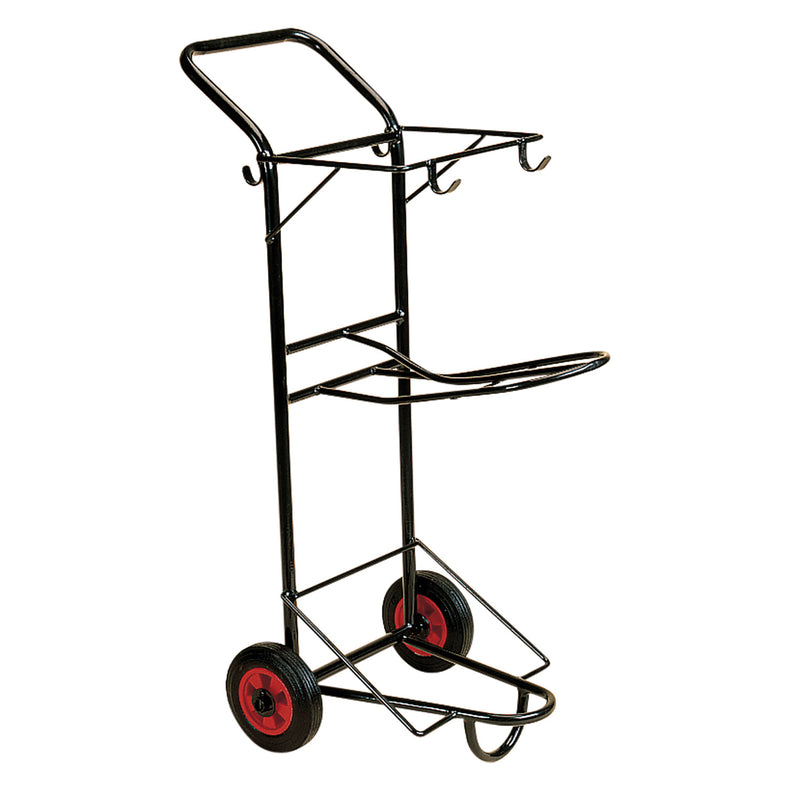 Stubbs Tack Trolley Flat Front S57tf