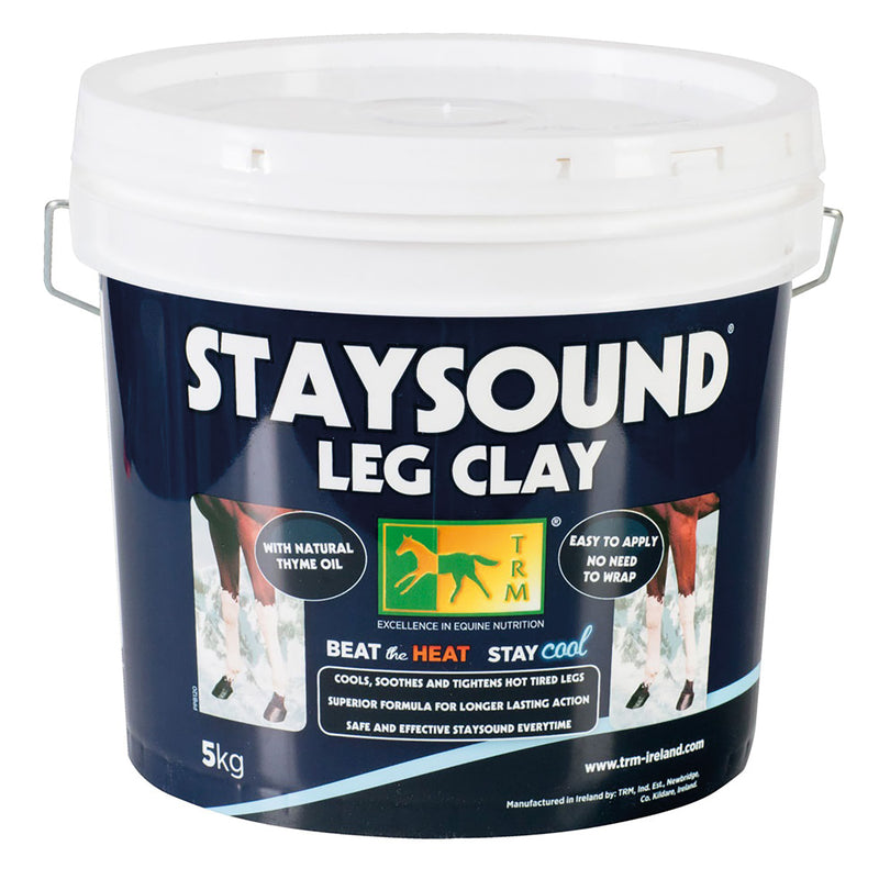 Trm Staysound Leg Clay