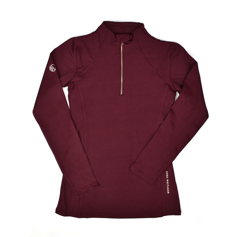 Whitaker Baselayer Legend Burgundy