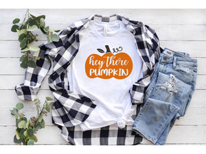 Hey There Pumpkin T-Shirt