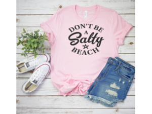 Don't Be A Salty Beach