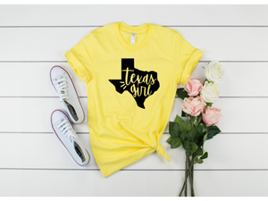 Texas Girl T-Shirt