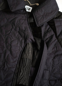 BLACKCURRANT COAT