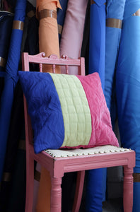 PRE-ORDER Vibey Quilted Cushion Cover