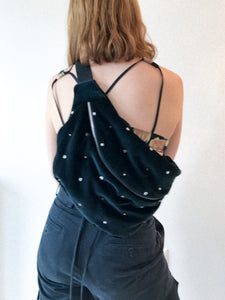 VELMA BEADED BAG