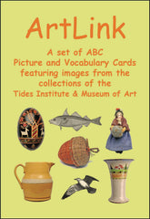 ABC Alphabet and Vocabulary Cards