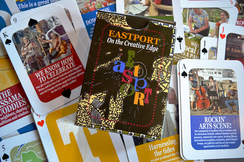 Eastport playing cards