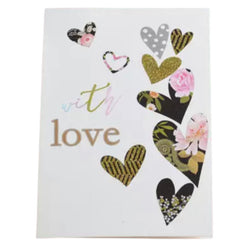 Greeting  Cards - With Love
