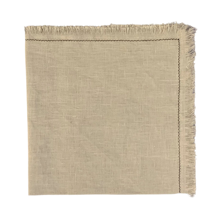 Linen Table Napkins Flax