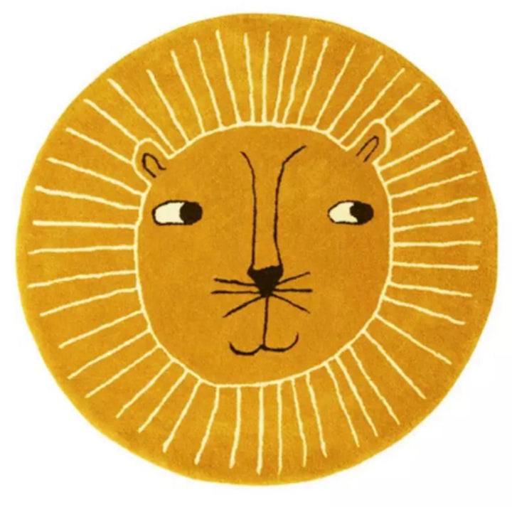 Children Decor - Lion Rug