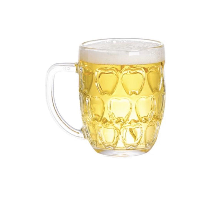 Pineapple Beer glass