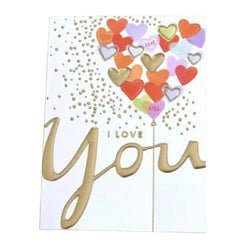 Greeting cards - Love