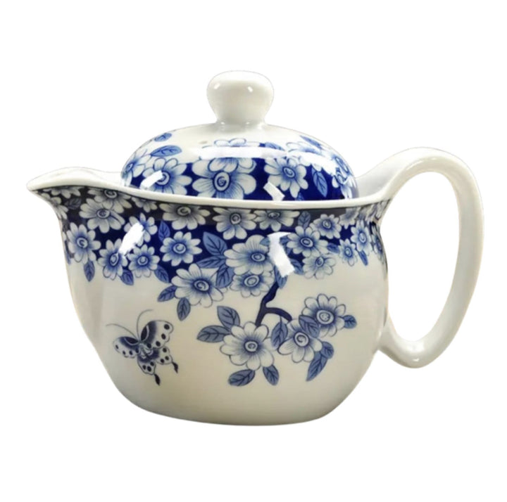 Chinese Tea Pot - Butterfly