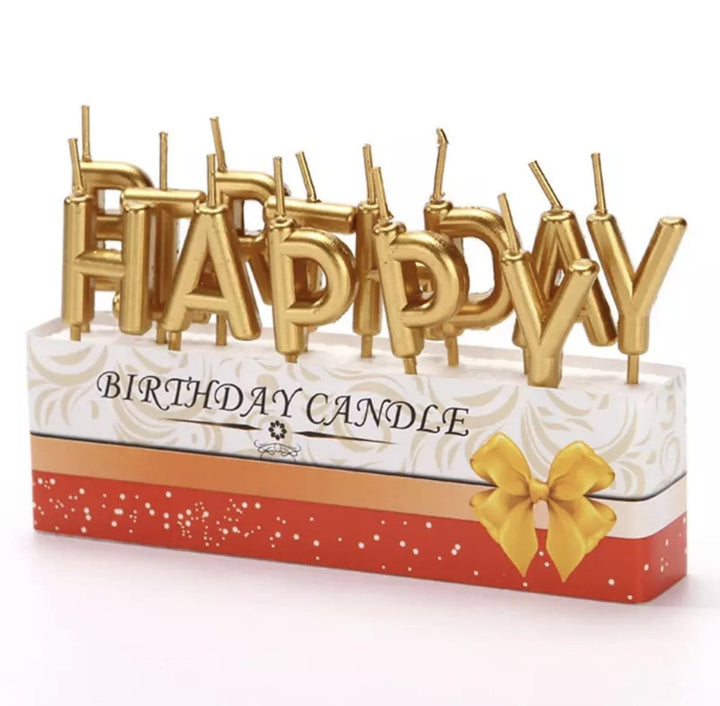 Birthday Candles - Shop Home decor, Kitchenware, Fragrances, Scents, and more online!