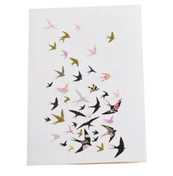 Greeting  Cards -  Birds