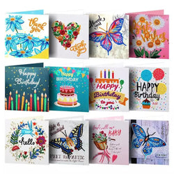 Diamond Painting Greeting Cards