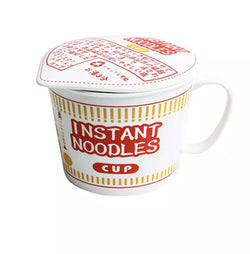 Instant Noodles Ceramic Bowl - 2 colours