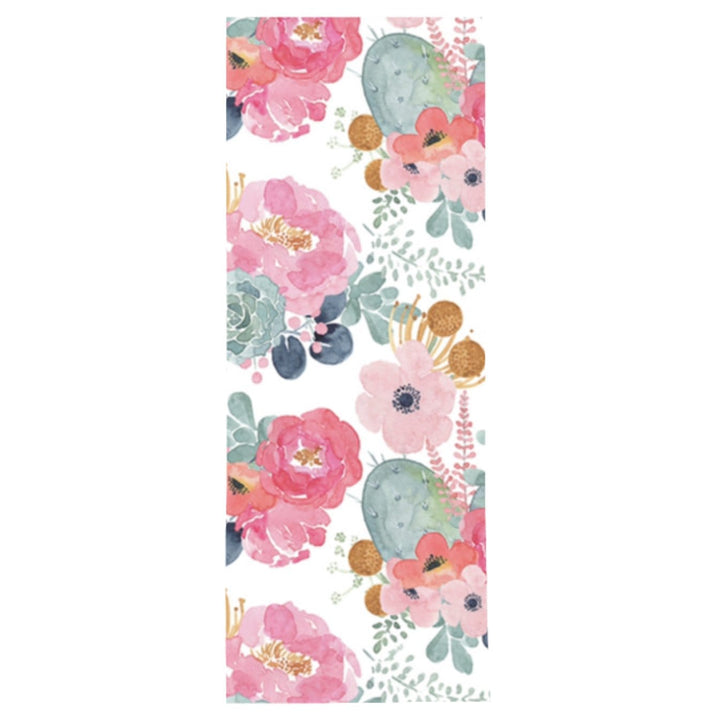 Stick & Peel Wallpaper - Pastel Flowers