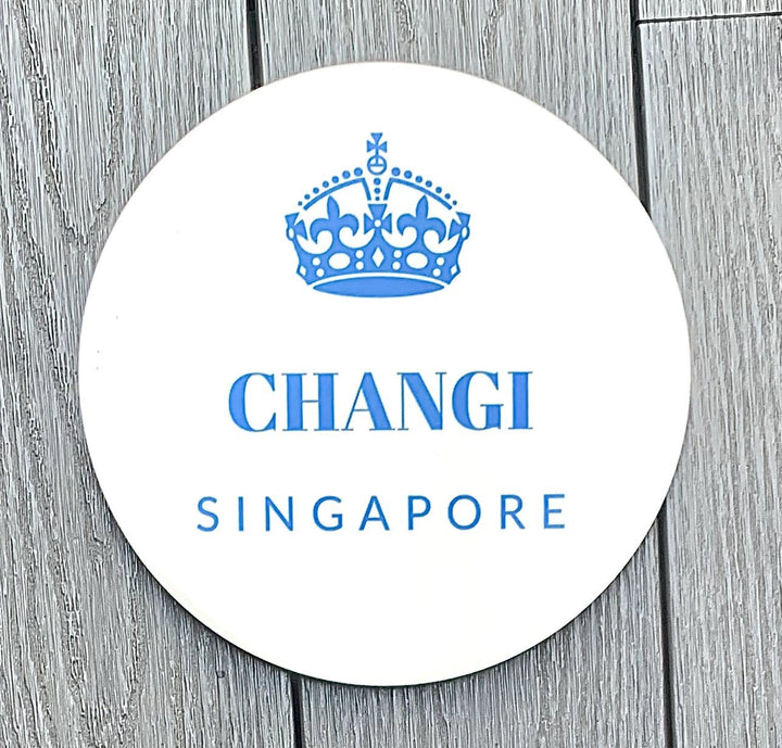 Singapore Districts Table Mat - Shop Home decor, Kitchenware, Fragrances, Scents, and more online!
