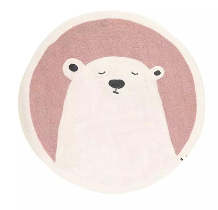 Children Decor - Polar Bear Rug