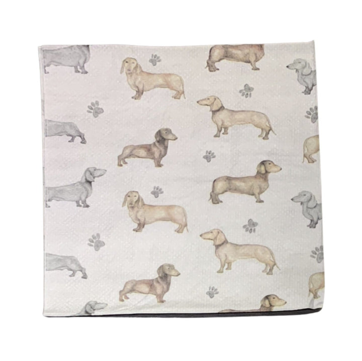 Dogs Paper Napkins