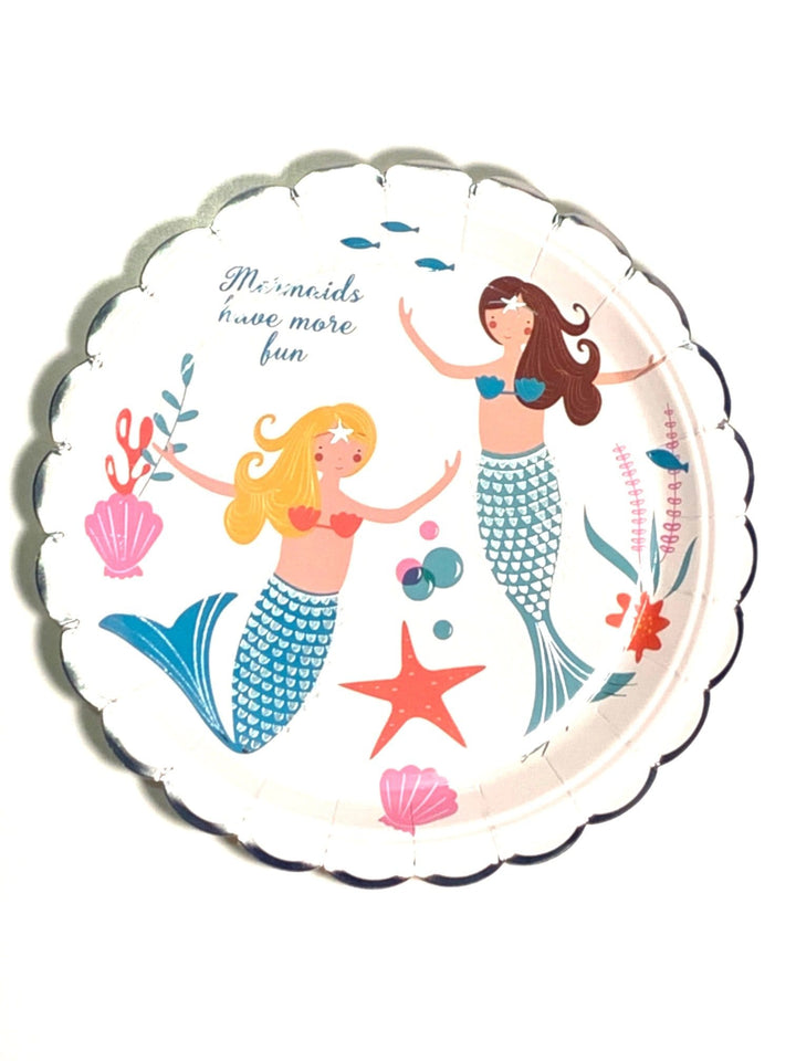Paper plate Mermaid - Shop Home decor, Kitchenware, Fragrances, Scents, and more online!