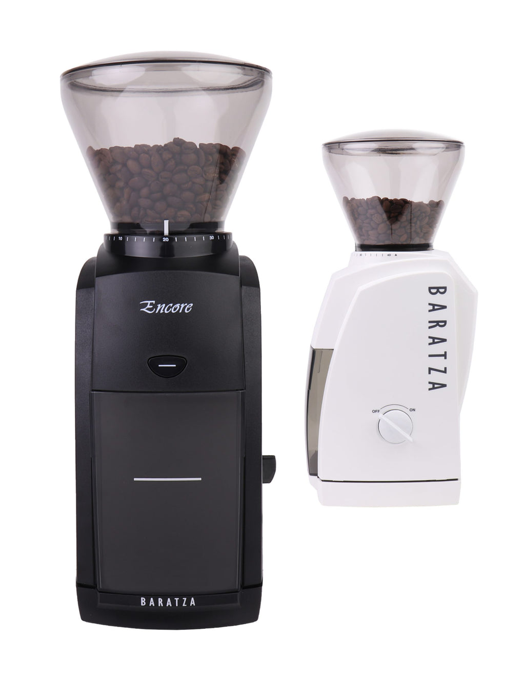 Best Coffee Grinder in black or white for Espresso and Pour Over, and ultimate gift for those looking to update their coffee resume.