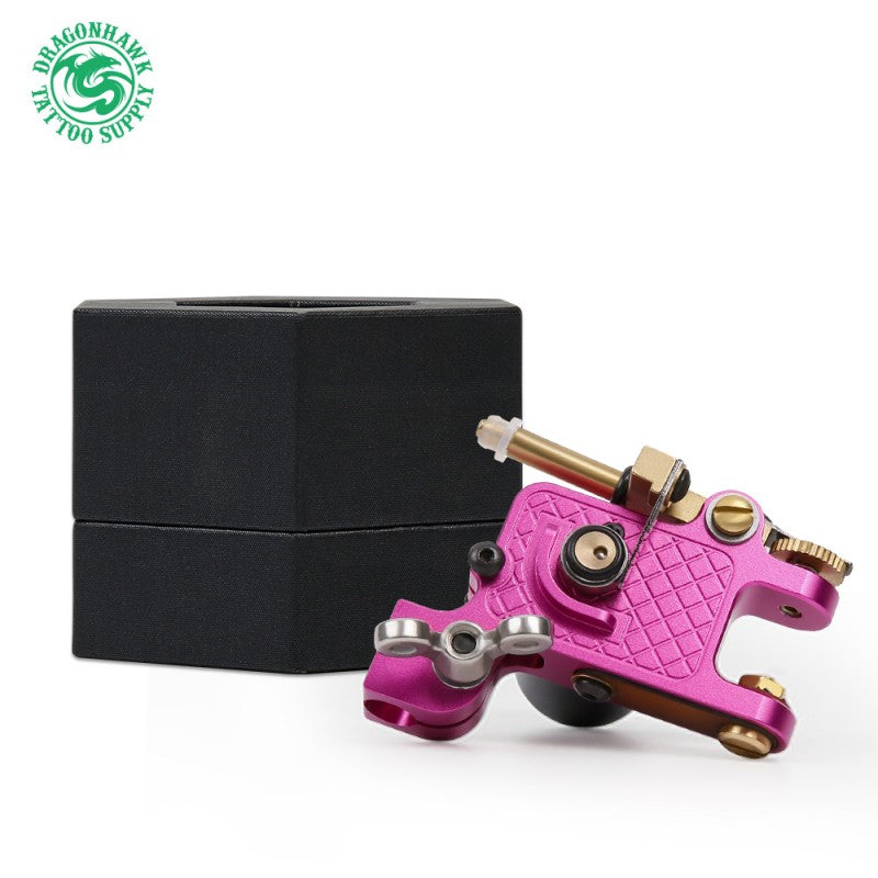 Tattoo Rotary Tattoo Machine Special Edtion Pink Color Camer J2 for Tattoo Artists