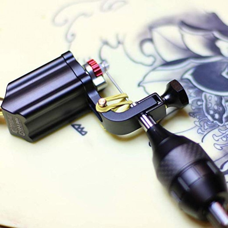 Extreme V2S Direct Drive Rotary Tattoo Machine Adjustable Stroke Length for Tattoo Artists