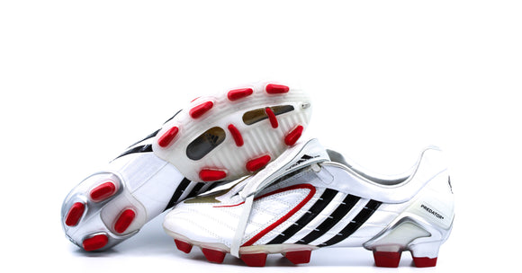Adidas Predator Powerswerve TRX FG White/Black/Red (019997)