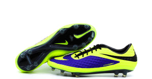 Nike Hypervenom Phantom 1 FG Purple/Volt (599843-570)