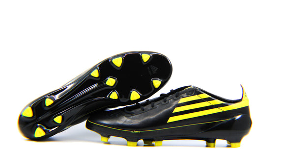 Adidas F50 Adizero TRX FG Black/Yellow 2010 WC (G16994)