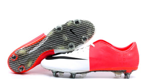 Nike Mercurial Vapor 8 SG Clash Collection White/Red (509137-106)