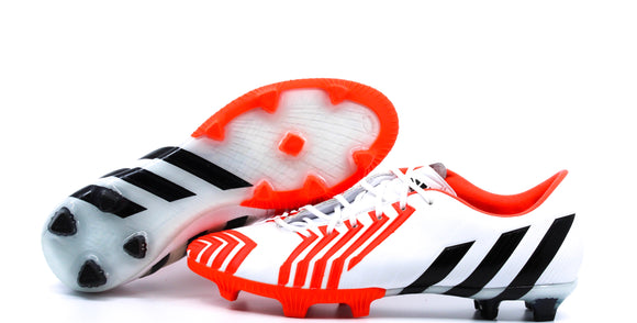 Adidas Predator Instinct FG White/Red/Black (B24149)