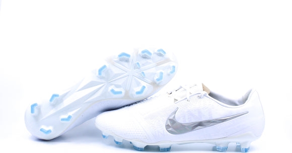 Nike Phantom Venom Elite FG White/Chrome/Metallic Silver (AO7540-100)